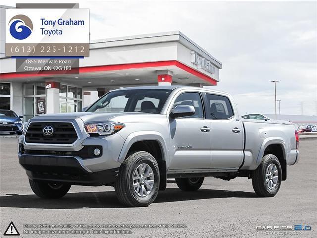 2018 Toyota Tacoma SR5 (Stk: 56335) in Ottawa - Image 1 of 25