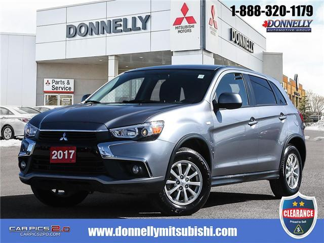2017 Mitsubishi RVR SE Limited Edition (Stk: MUR879) in Kanata - Image 1 of 27