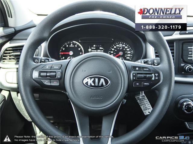 2018 Kia Sorento 2.4L LX (Stk: CLKUR2090) in Kanata - Image 14 of 27