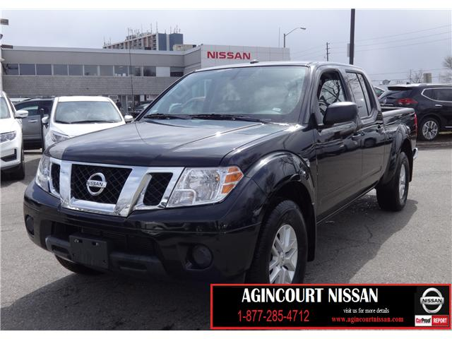 2018 Nissan Frontier SV (Stk: U12060R) in Scarborough - Image 1 of 20