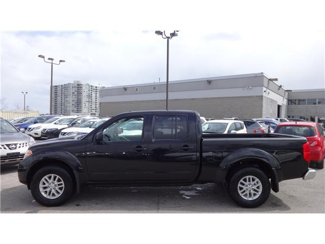 2018 Nissan Frontier SV (Stk: U12060R) in Scarborough - Image 2 of 20