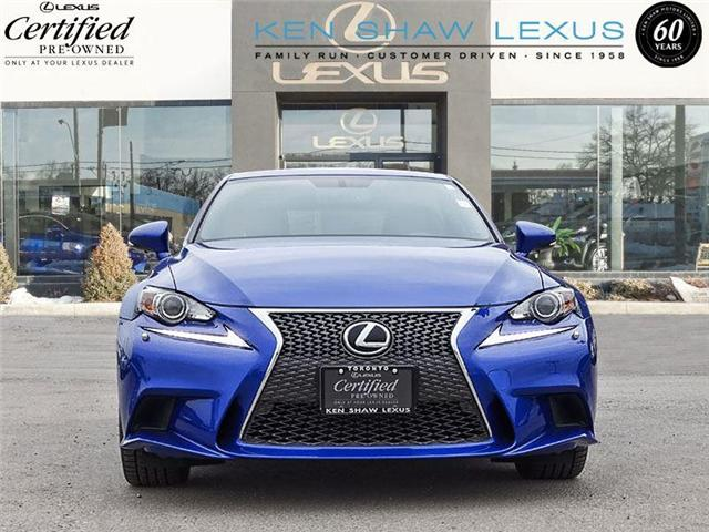 2015 Lexus IS 250 Base (Stk: 15175A) in Toronto - Image 2 of 19