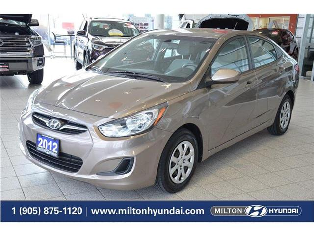 2012 Hyundai Accent GL (Stk: 269365) in Milton - Image 1 of 36