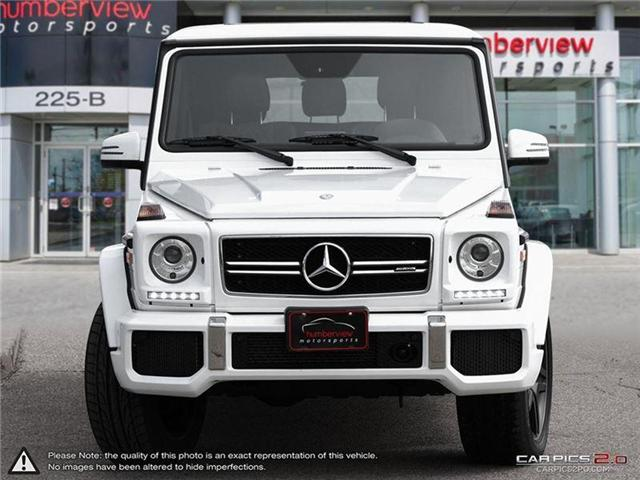 2015 Mercedes-Benz G-Class Base (Stk: 18MSX216) in Mississauga - Image 2 of 27