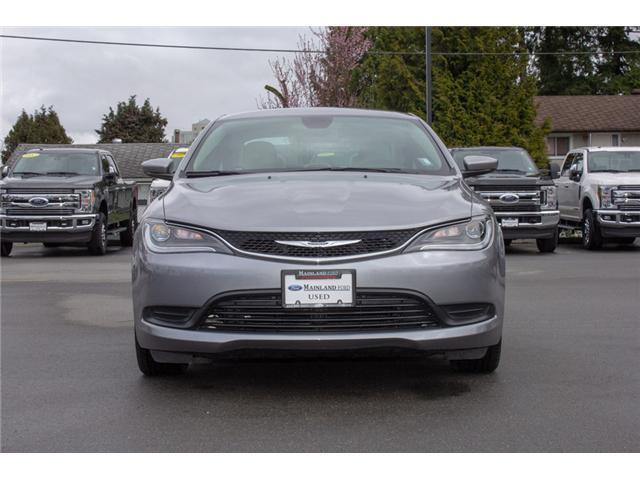 2016 Chrysler 200 LX (Stk: P80516) in Surrey - Image 2 of 23