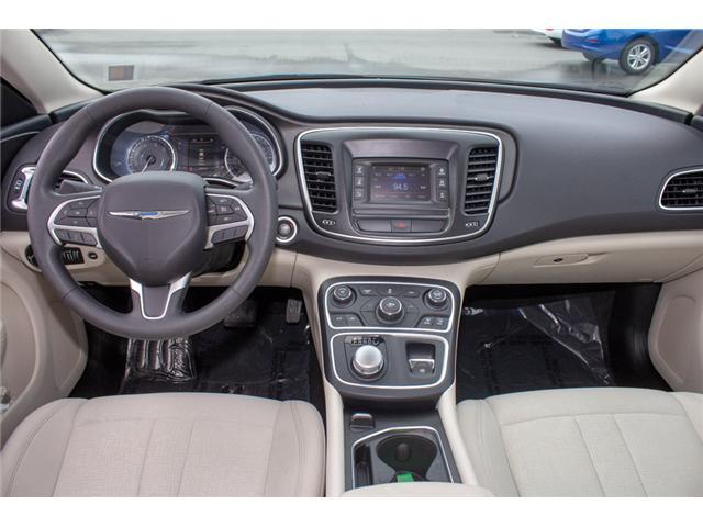 2016 Chrysler 200 LX (Stk: P80516) in Surrey - Image 12 of 23