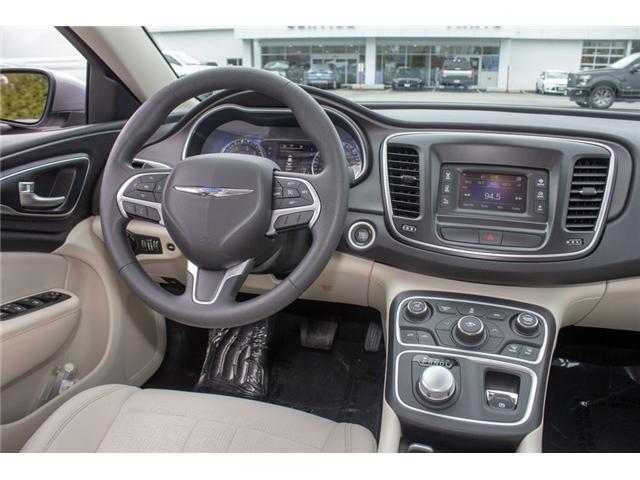 2016 Chrysler 200 LX (Stk: P80516) in Surrey - Image 14 of 23