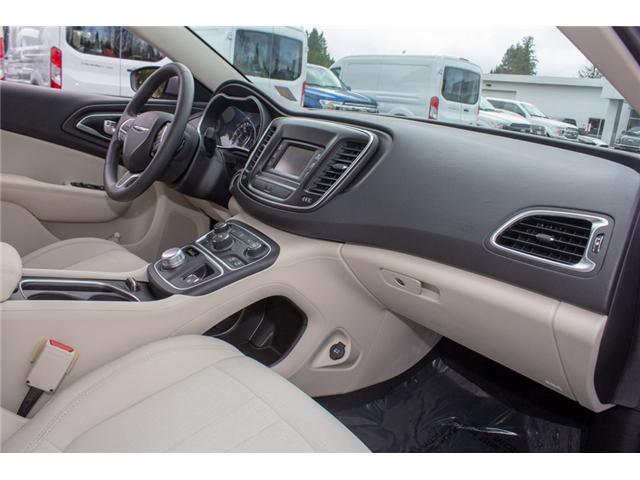2016 Chrysler 200 LX (Stk: P80516) in Surrey - Image 15 of 23