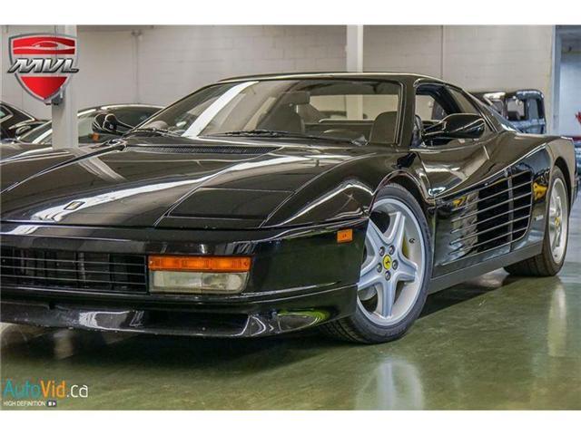 1988 Ferrari Testarossa - (Stk: ZFFSG1) in Oakville - Image 1 of 40
