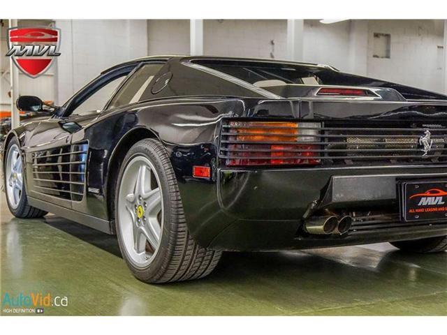 1988 Ferrari Testarossa - (Stk: ZFFSG1) in Oakville - Image 2 of 40