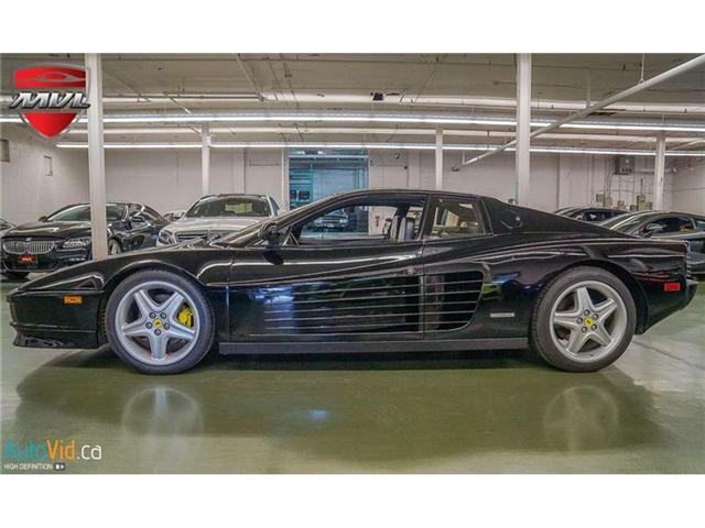 1988 Ferrari Testarossa Fully Serviced Up To Date At 144900 For