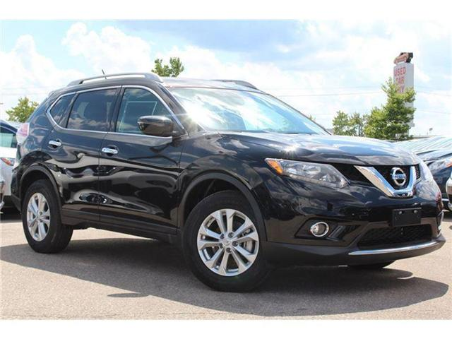 2017 Nissan Rogue SV (Stk: N19074) in Guelph - Image 1 of 6