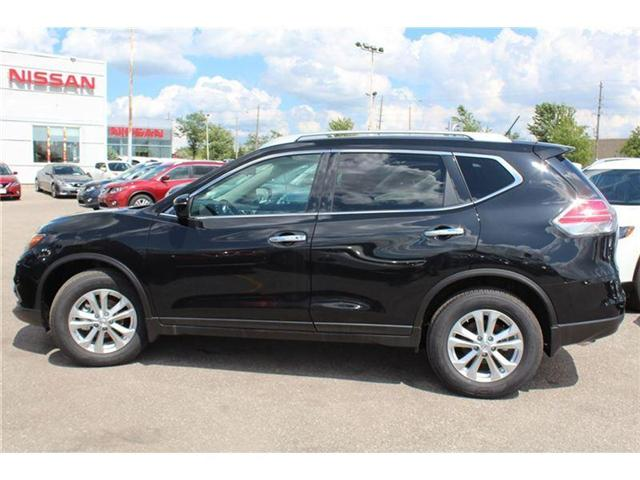 2017 Nissan Rogue SV (Stk: N19074) in Guelph - Image 2 of 6