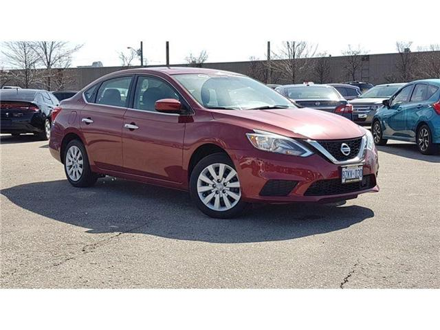 2018 Nissan Sentra  (Stk: n19142) in Guelph - Image 1 of 13