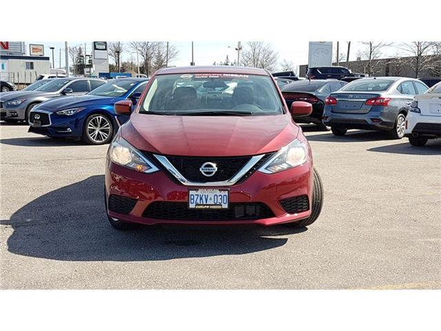 2018 Nissan Sentra  (Stk: n19142) in Guelph - Image 2 of 13