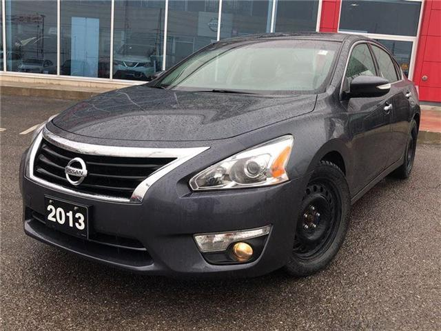 2013 Nissan Altima 2.5 SL. Leather seats, Sunroof (Stk: N3025A) in Mississauga - Image 2 of 15