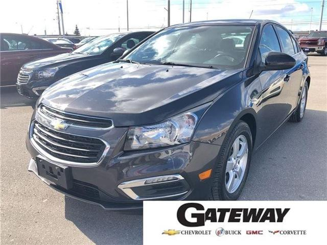 2016 Chevrolet Cruze 2LT|ONE OWNER|LEATHER HEATED SEATS|MOONROOF| (Stk: PA16898) in BRAMPTON - Image 1 of 20