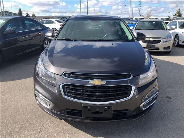 2016 Chevrolet Cruze 2LT|ONE OWNER|LEATHER HEATED SEATS|MOONROOF| (Stk: PA16898) in BRAMPTON - Image 3 of 20
