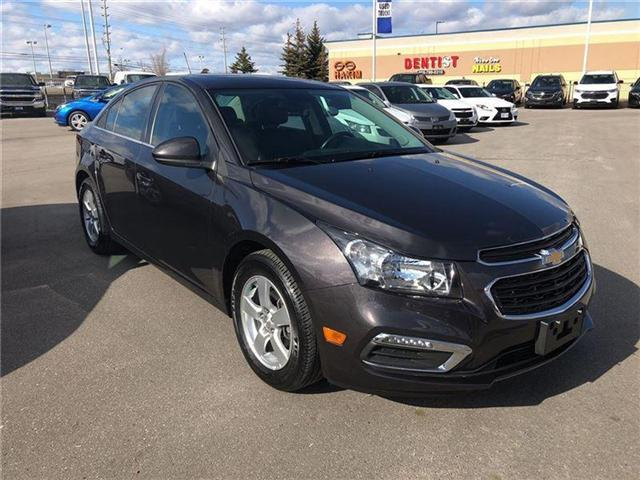 2016 Chevrolet Cruze 2LT|ONE OWNER|LEATHER HEATED SEATS|MOONROOF| (Stk: PA16898) in BRAMPTON - Image 4 of 20