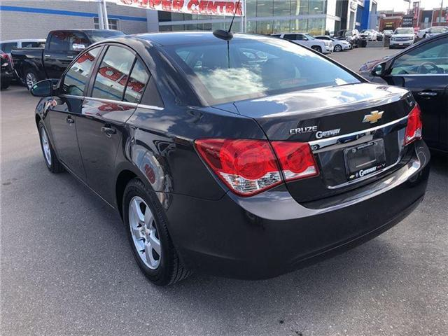 2016 Chevrolet Cruze 2LT|ONE OWNER|LEATHER HEATED SEATS|MOONROOF| (Stk: PA16898) in BRAMPTON - Image 7 of 20