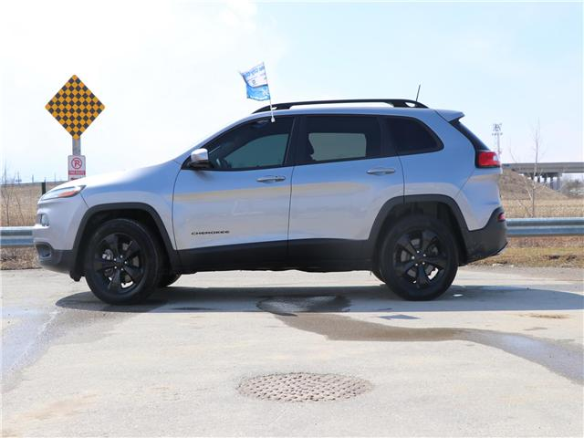 2017 Jeep Cherokee Limited (Stk: 8523A) in London - Image 2 of 27