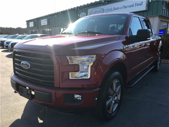 2015 Ford F-150 XLT (Stk: 9888) in Lower Sackville - Image 1 of 21