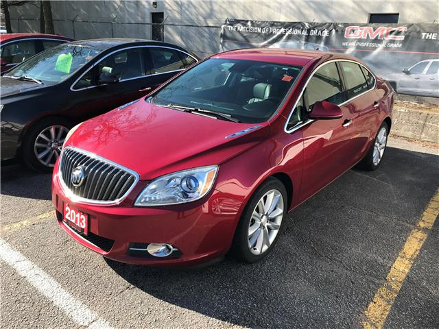 2013 Buick Verano Leather Package (Stk: 7074TN) in Mississauga - Image 1 of 1