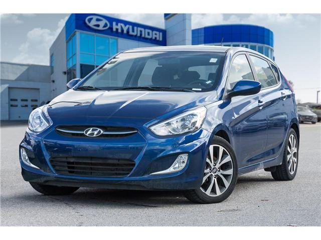 2017 Hyundai Accent SE (Stk: H7567PR) in Mississauga - Image 1 of 20