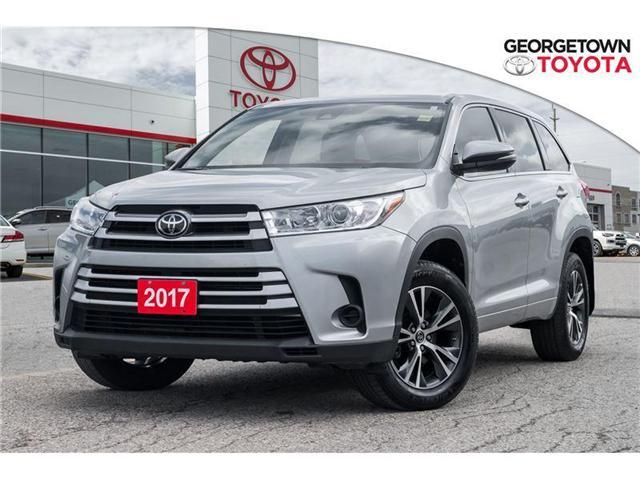 2017 Toyota Highlander  (Stk: 17-95230) in Georgetown - Image 1 of 20