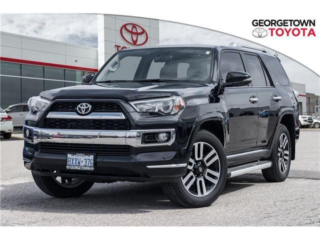 2018 Toyota 4Runner SR5 (Stk: 18-95886) in Georgetown - Image 1 of 20