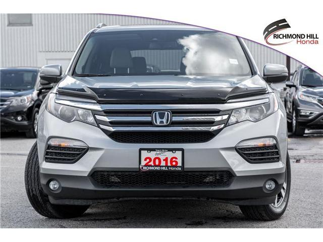 2016 Honda Pilot EX-L RES (Stk: 1944P) in Richmond Hill - Image 2 of 21