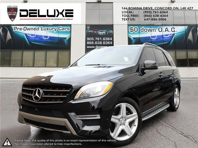 2015 Mercedes-Benz M-Class Base (Stk: D0343) in Concord - Image 1 of 19