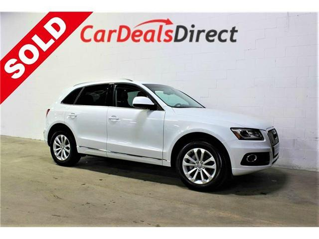 2014 Audi Q5  (Stk: 115303) in Vaughan - Image 1 of 30