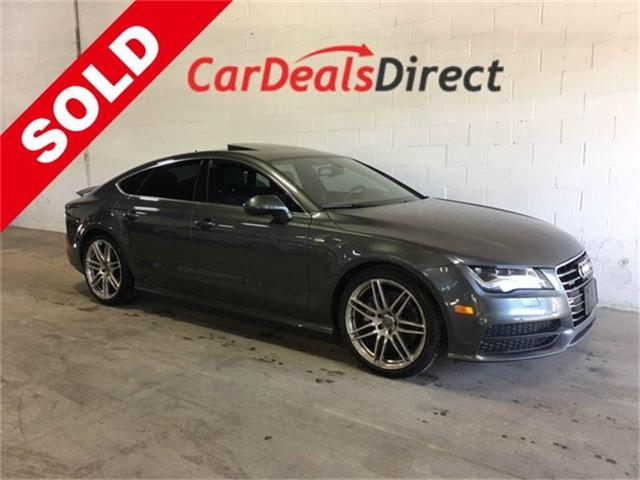 2014 Audi A7 3.0 Technik (Stk: 077769) in Vaughan - Image 1 of 18