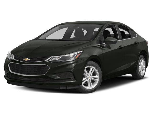 2018 Chevrolet Cruze LT Auto (Stk: 8196371) in Scarborough - Image 1 of 9