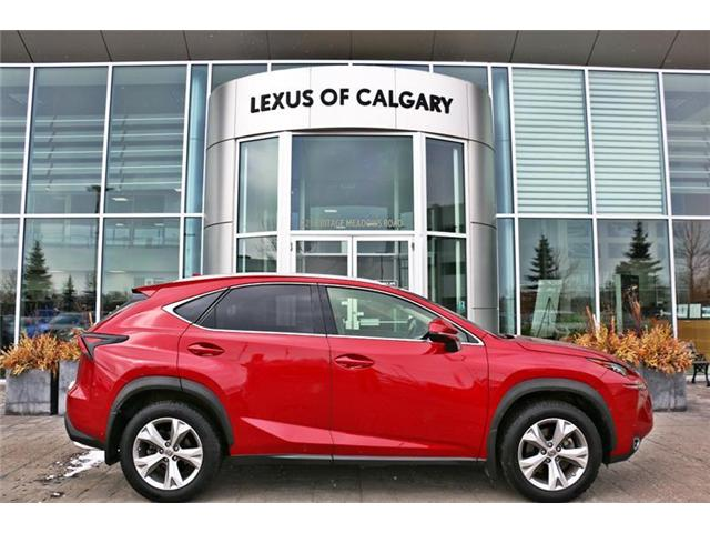 2015 Lexus NX 200t Base (Stk: 180235A) in Calgary - Image 1 of 15