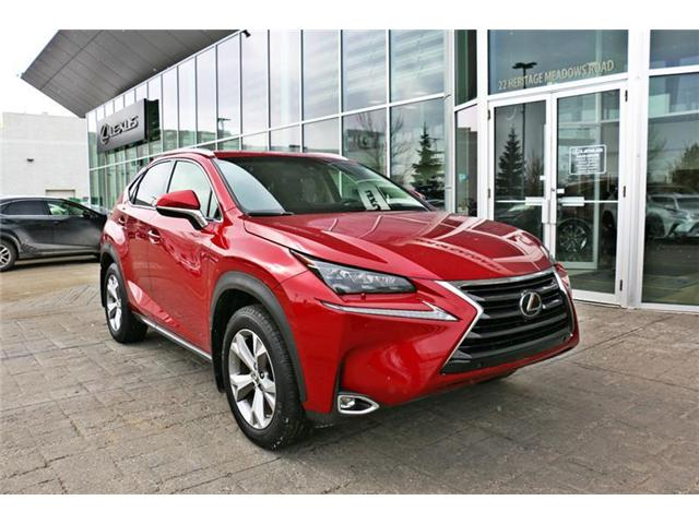 2015 Lexus NX 200t Base (Stk: 180235A) in Calgary - Image 2 of 15