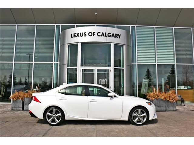 2014 Lexus IS 350 Base (Stk: 180303A) in Calgary - Image 1 of 15