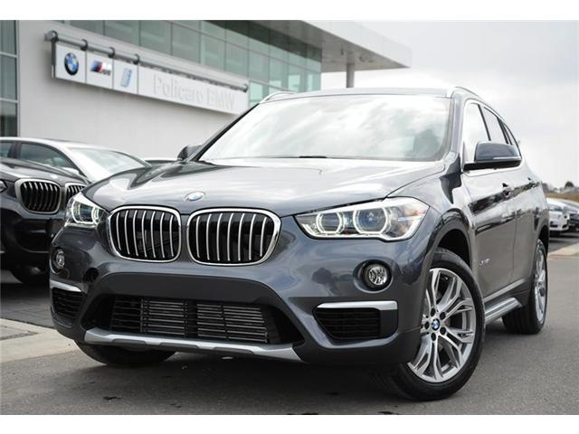 2018 BMW X1 xDrive28i (Stk: 8L25435) in Brampton - Image 1 of 12