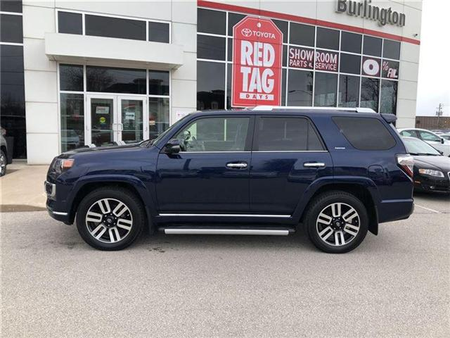 2017 Toyota 4Runner SR5 (Stk: U10192) in Burlington - Image 2 of 21