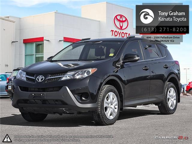 2013 Toyota RAV4 LE (Stk: M2337) in Ottawa - Image 1 of 25