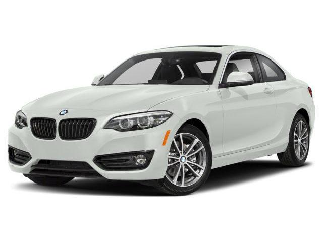 2018 BMW 230 i xDrive (Stk: N18425) in Thornhill - Image 1 of 9