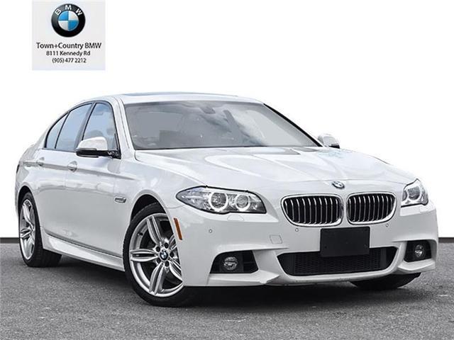 2016 BMW 528i xDrive (Stk: 34402A) in Markham - Image 1 of 21