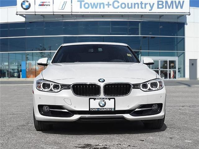 2015 BMW 328i xDrive (Stk: D10963) in Markham - Image 2 of 21