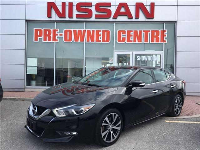 2016 Nissan Maxima Platinum (Stk: U2937) in Scarborough - Image 1 of 22