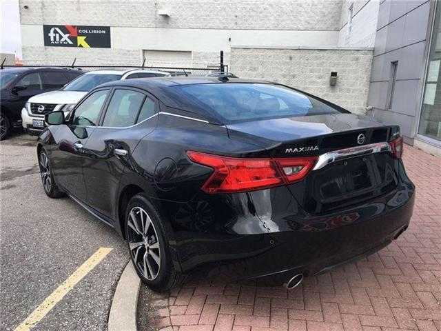 2016 Nissan Maxima Platinum (Stk: U2937) in Scarborough - Image 2 of 22