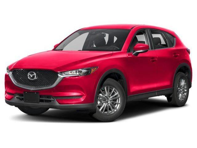 2018 Mazda CX-5 GS (Stk: T1880) in Woodstock - Image 1 of 9