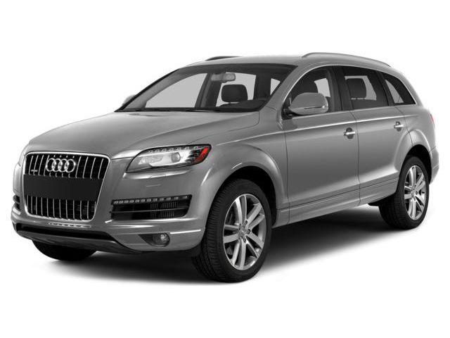 2015 Audi Q7 3.0 TDI Progressiv (Stk: 88057) in Nepean - Image 1 of 9