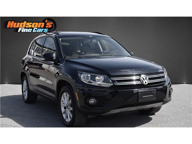 2014 Volkswagen Tiguan Highline (Stk: 10752) in Toronto - Image 3 of 23