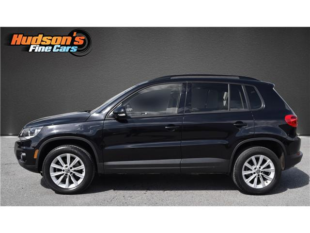 2014 Volkswagen Tiguan Highline (Stk: 10752) in Toronto - Image 8 of 23